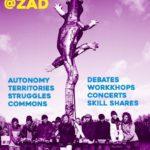 zad intergalactic poster